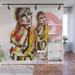 Move like Jagger Wall Mural
