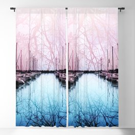 Bring In The Boats Blackout Curtain