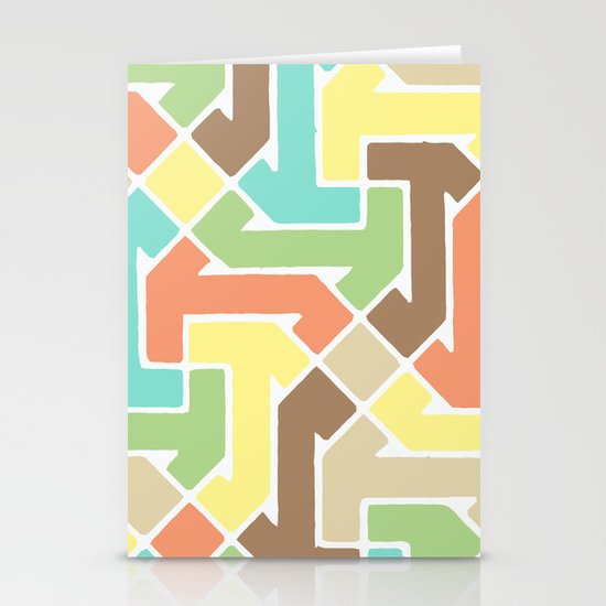 Azimuth 4 Stationery Cards