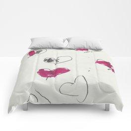 a change of heart Comforters