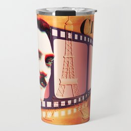 Max Linder Travel Mug