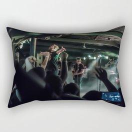 No Closer To Heaven Rectangular Pillow