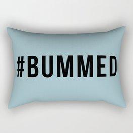 BUMMED Rectangular Pillow