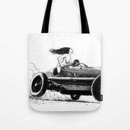 asc 708 - L'ivresse de la vitesse (Need for speed) Tote Bag