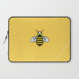 Don t worry – Bee happy – A Hell Songbook Edition Laptop Sleeve