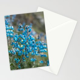 Resurrection Blue Stationery Cards