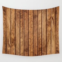PLANKS Wall Tapestry