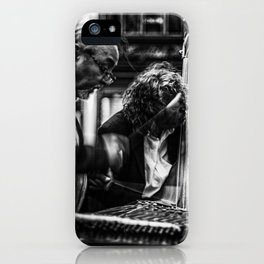 Speech Of The Soul iPhone Case