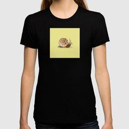Cinnamon Bun Snail T-shirt