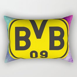 Borussia Dortmund Galaxy Edition Rectangular Pillow