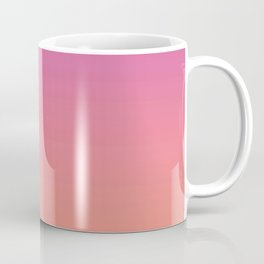 Vapor Sunset Coffee Mug
