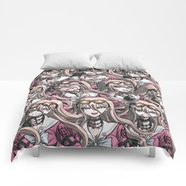 Miu Iruma Comforters