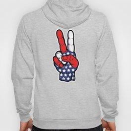 Peace Out, USA! Hoody