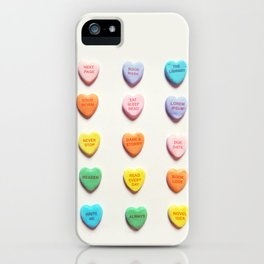 Love Books iPhone Case