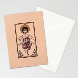 Te Absolvo Stationery Cards