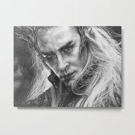 Thranduil Metal Print