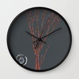 Enso Wall Clock