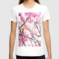 martell T-shirts featuring Seattle Blossoms by G Martell