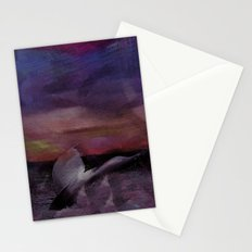 Whale Tale Stationery Cards