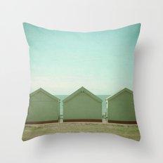 Almost Symmetry Throw Pillow