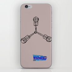 Back to the Future - Flux Capacitor iPhone & iPod Skin