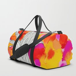 Summer's End Duffle Bag