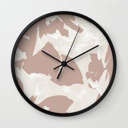 Abstraction II Wall Clock
