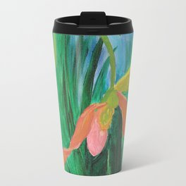 Pink Lady: Orchid Series Travel Mug