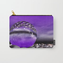 refraction of light - magenta Carry-All Pouch