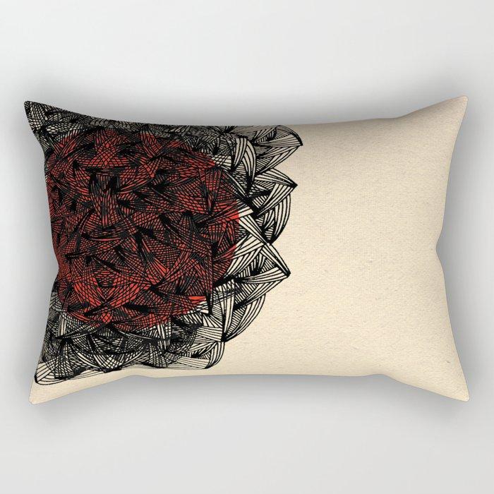 - cosmos_02 - Rectangular Pillow
