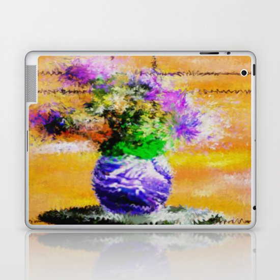 Floral still lifes. Laptop & iPad Skin
