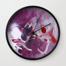 Mistake Wall Clock