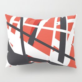 Hot for Sound: Pattern Pillow Sham