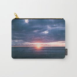 Coastal Sunset II Carry-All Pouch