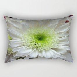 Daisy Reflection Rectangular Pillow