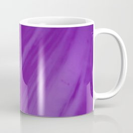 Blurred Violet Wave Trajectory Coffee Mug
