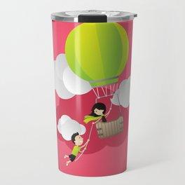 for the adventure of love Travel Mug