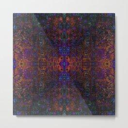 Cosmos of Egypt geometry Metal Print