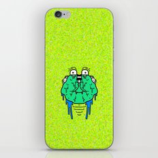 Slime iPhone & iPod Skin