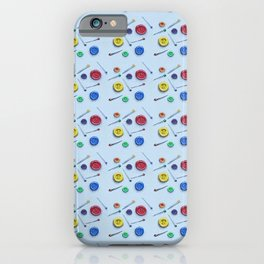 Buttons and Needles iPhone Case