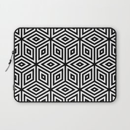 cube_two Laptop Sleeve
