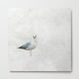 gull /Agat/ Metal Print