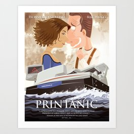 Printanic Art Print