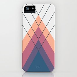 Iglu Sunset iPhone Case