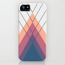 Iglu Sunset iPhone Case