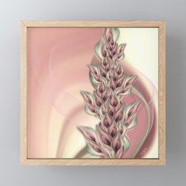 Homage To Love Framed Mini Art Print