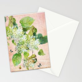 Touch of a Time Stationery Cards