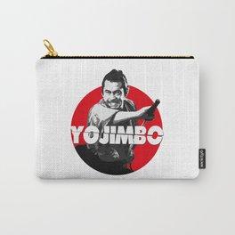 Yojimbo - Toshiro Mifune Carry-All Pouch
