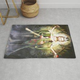 Hindu Durga 2 Rug