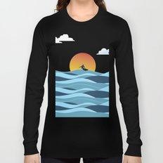 Surfing 1 Long Sleeve T-shirt